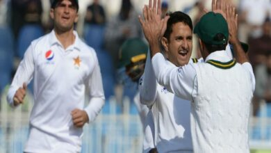 Photo of Fiery Shaheen Shah, Mohammad Abbas Collapse West Indian Batting