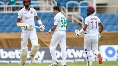 Photo of Kingston Test, Day 3: West Indies Bowled Out for 253