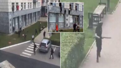 Photo of Video: Eight Killed in Russian University Shooting