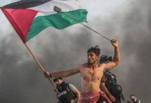 """Photo of Blog: """"Palestine, Stand Up for a Dream Life"""" We Are With You"""